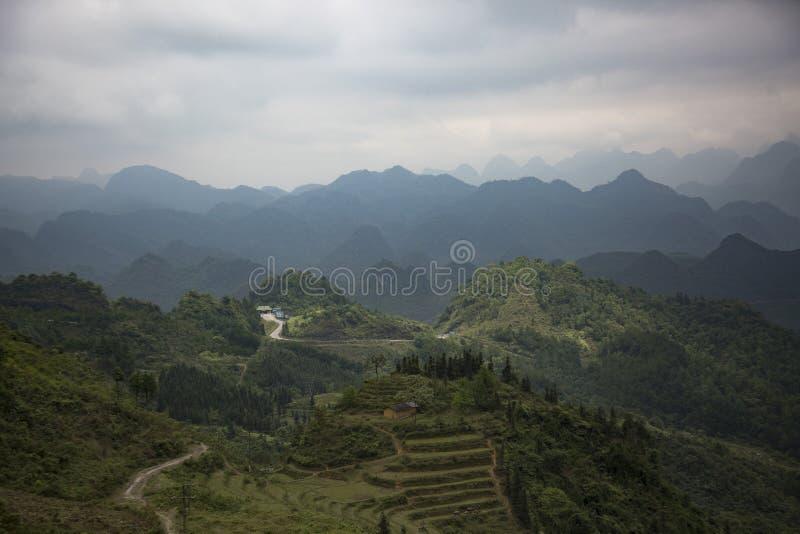 Hà Giang, Vietnam lizenzfreie stockfotos