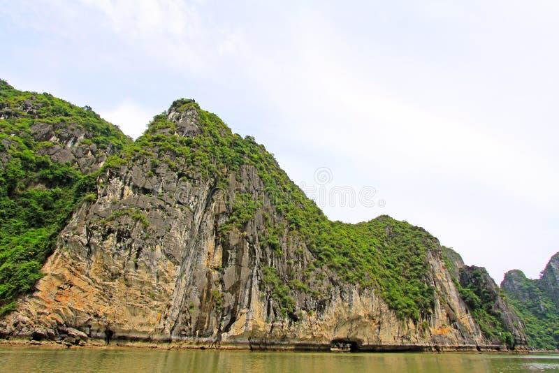 Ha Long Bay, Vietnam UNESCO World Heritage royalty free stock images