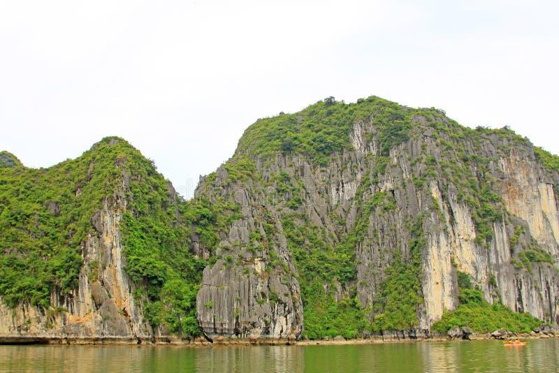 Ha Long Bay, Vietnam UNESCO World Heritage royalty free stock photography