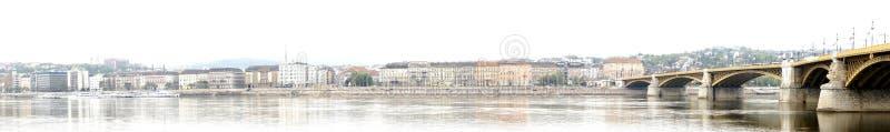 HÃd моста или Margit Маргарета стоковое изображение rf