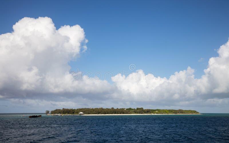 Hägerö, Queensland Australien royaltyfri fotografi