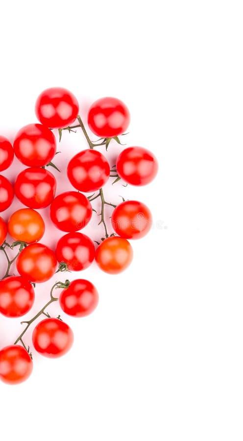 Hälfte des Herzens von den Tomaten lizenzfreie stockfotos