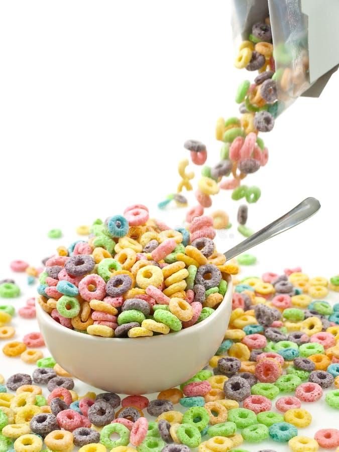 hälla för frukost royaltyfri fotografi