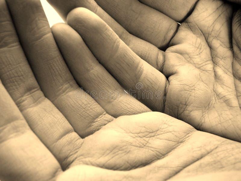 Hände stockfotos