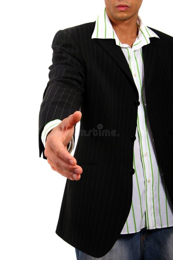 Händedruck lizenzfreies stockfoto