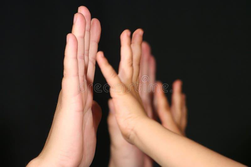 Download Händer arkivfoto. Bild av touch, unge, contrast, litet - 248446