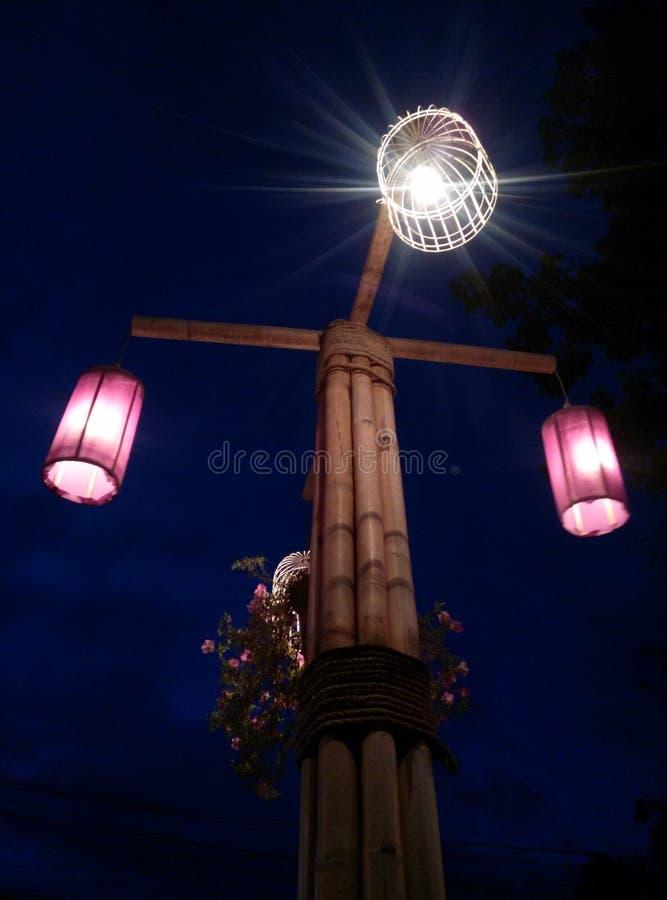 hängande lampa arkivbilder