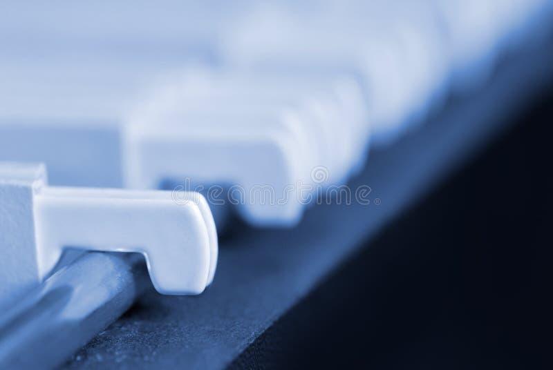 hängande register arkivfoton
