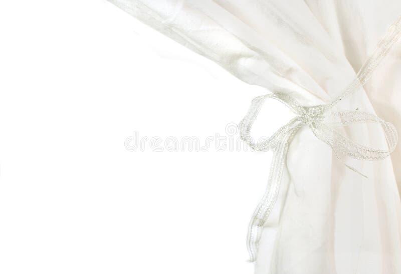 Download Hänger upp gardiner white arkivfoto. Bild av whiten, renhet - 993984