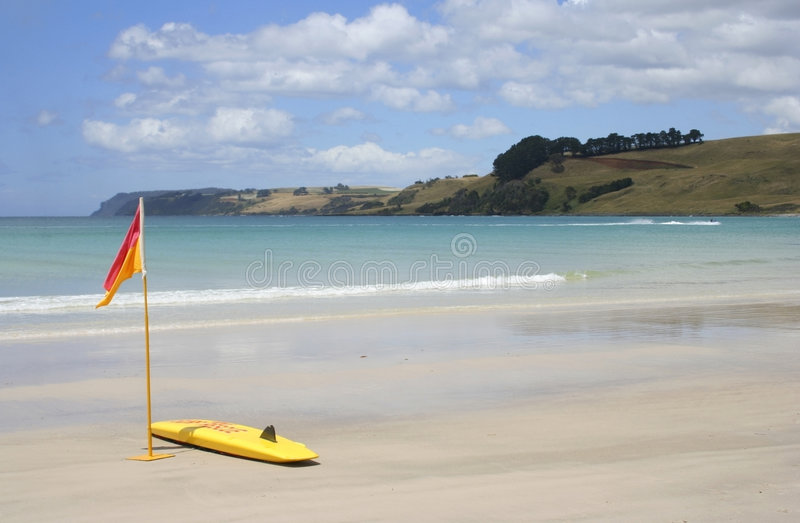 härlig Australien strand royaltyfria foton