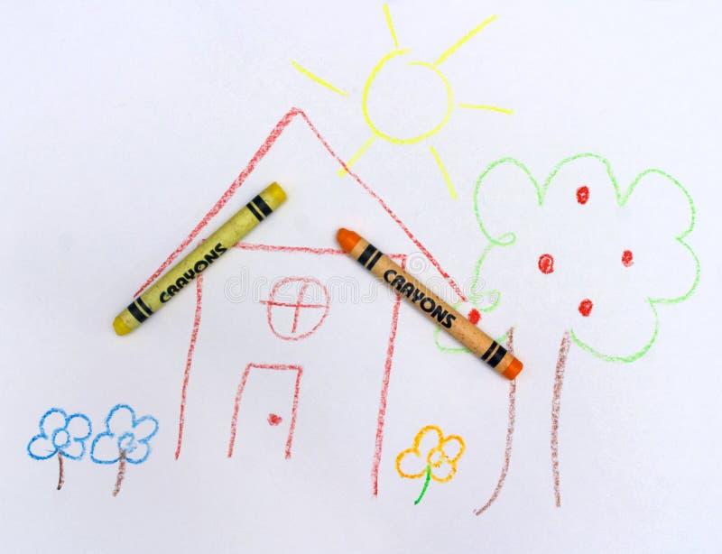 härlig barndag s fotografering för bildbyråer