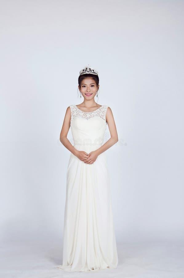 Download Härlig brudkines arkivfoto. Bild av princess, kines, thailand - 78731510