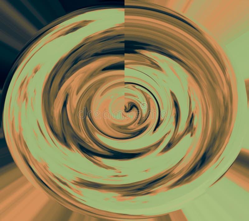 härlig designwallpaper Färgrik textur och bakgrund Modern Digital grafisk design Mång- rikt kulört konstverk royaltyfri illustrationer