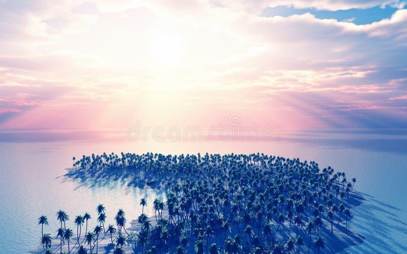 härlig dröm- ö