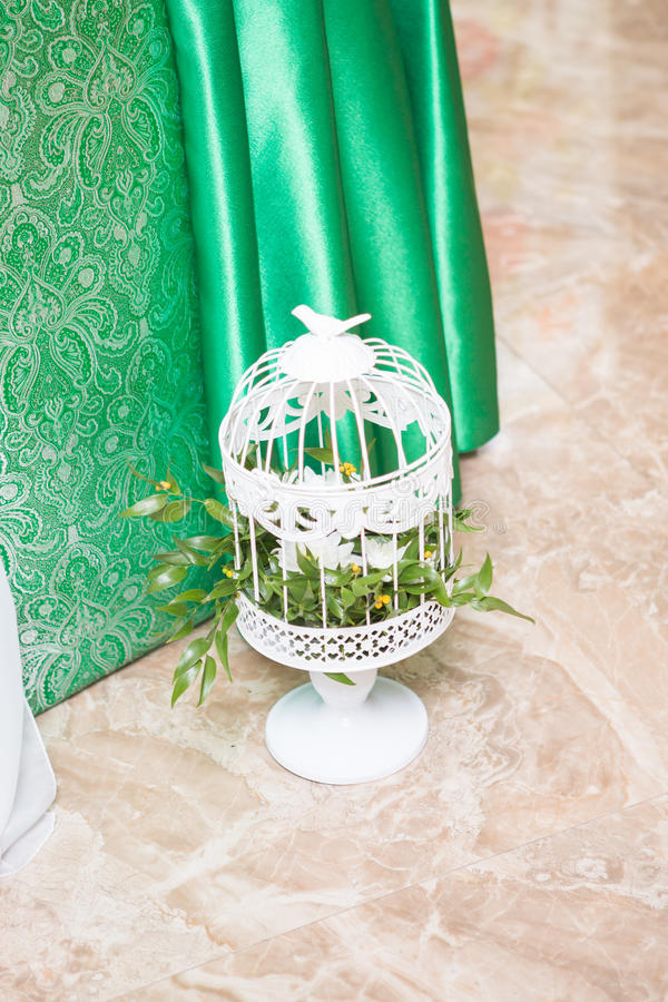 härlig garneringblomma royaltyfria foton
