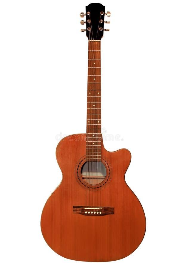 härlig gitarr arkivfoton