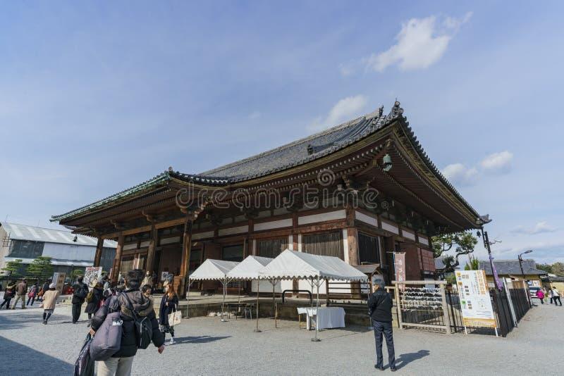 Härlig huvudbyggnad av till-ji royaltyfri fotografi