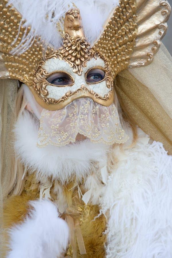 härlig maskering royaltyfri foto