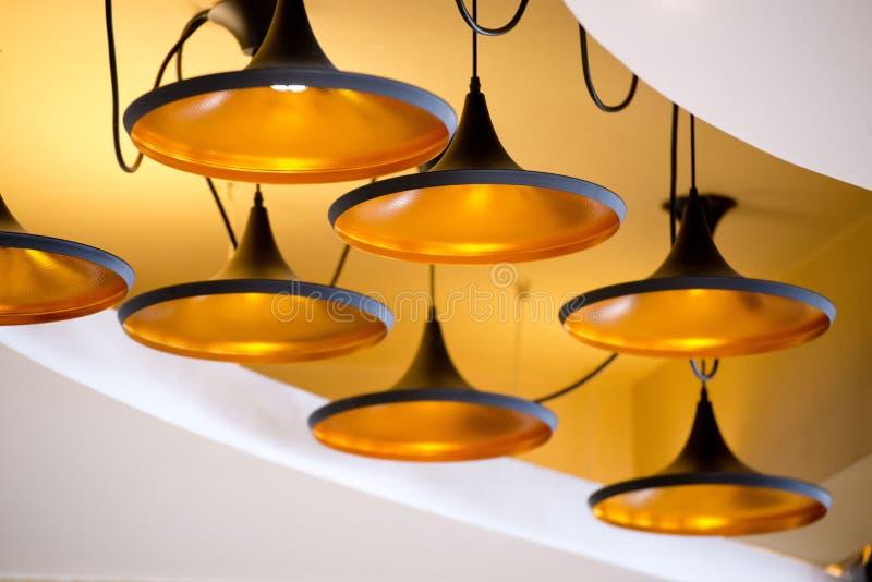 Download Härlig Modern Lampa På Taket Arkivfoto - Bild av dekorera, härlig: 37349366