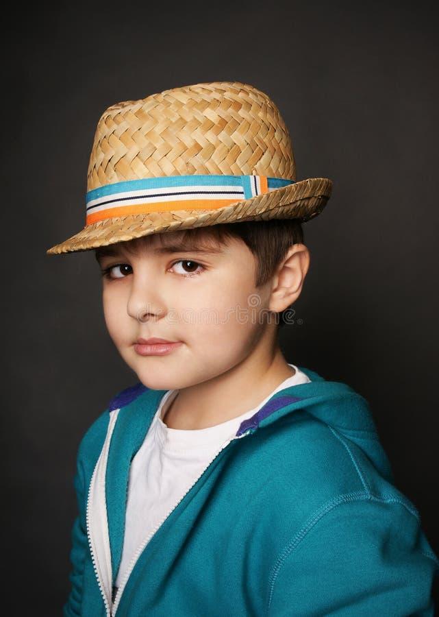 Härlig pojke royaltyfria foton