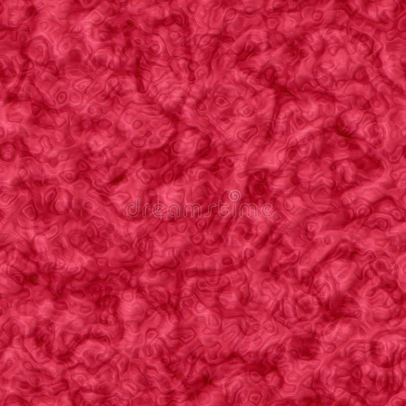Härlig röd abstrakt sömlös textur av plast- exponeringsglas vektor illustrationer