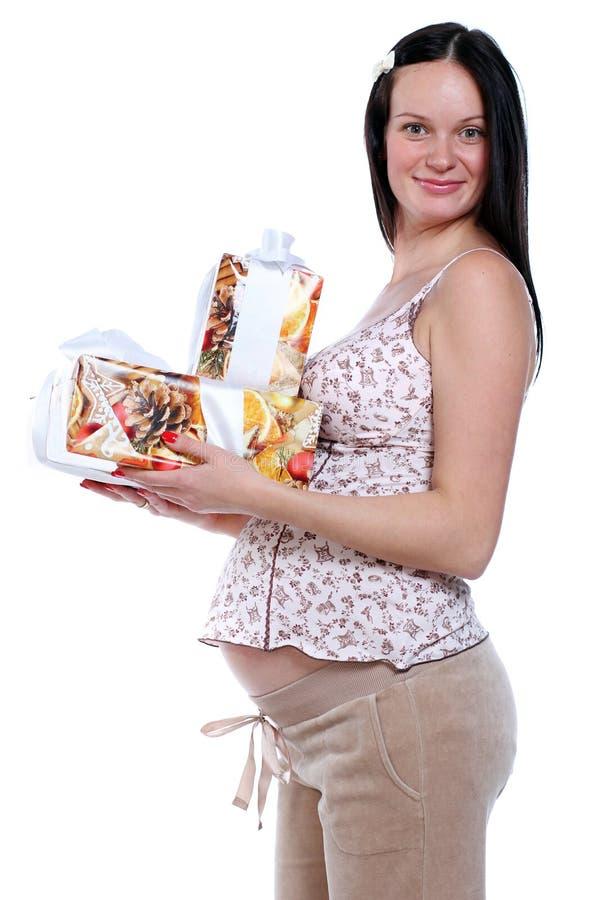 Download Härlig ung kvinna arkivfoto. Bild av stående, förälskelse - 37347302