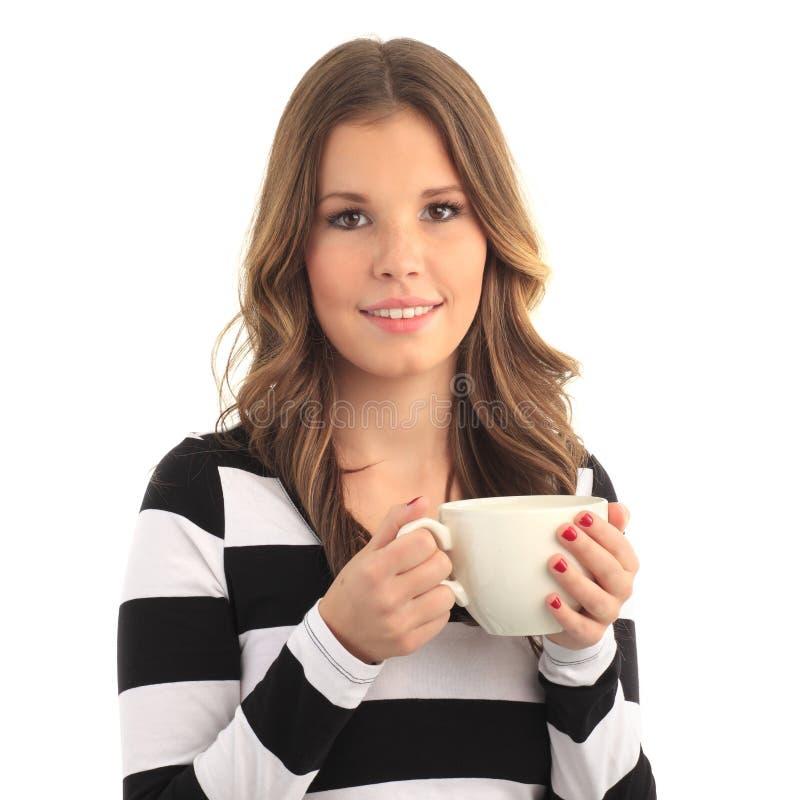 Kaffeavbrott arkivfoto