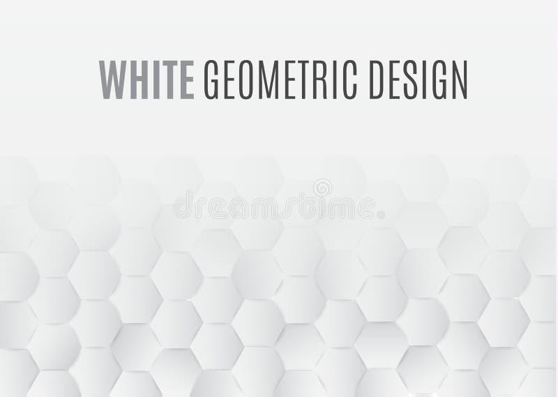 Härlig vitabstrakt begrepptextur Det kan vara nödvändigt för kapacitet av designarbete Kan användas i räkningsdesignen, bokdesign stock illustrationer