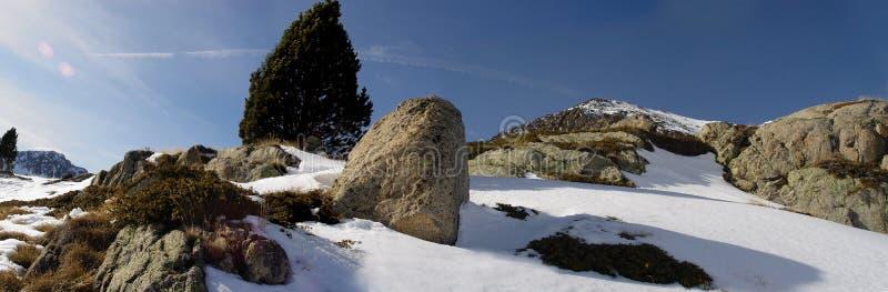 Härliga Andorra, arkivbild