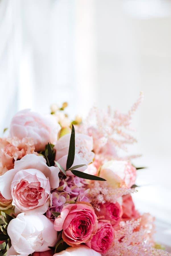 Härliga blomstra blommor royaltyfria bilder