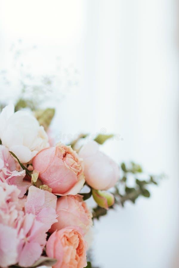 Härliga blomstra blommor arkivfoto