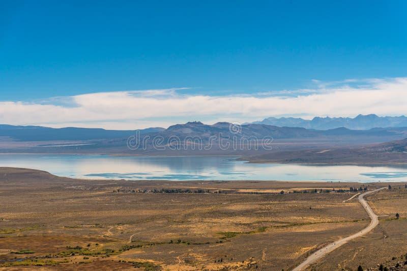 Härliga Lake Tahoe i Nevada royaltyfri foto