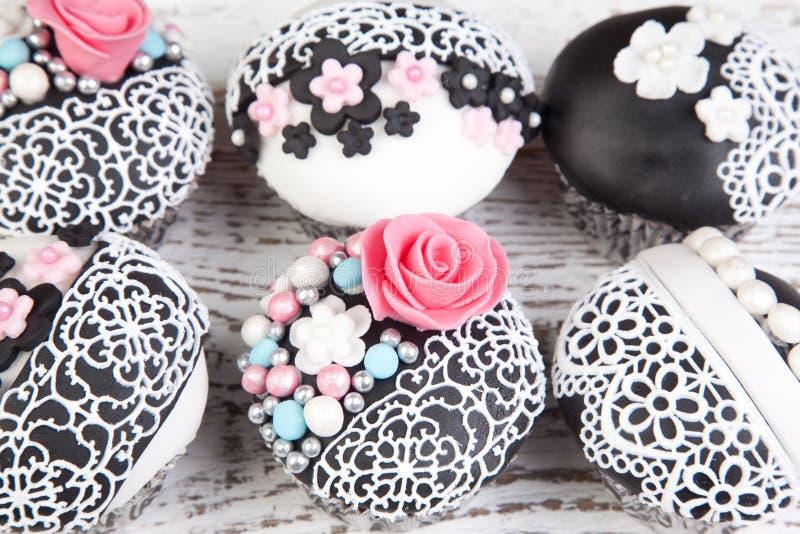 Härliga muffin royaltyfri fotografi