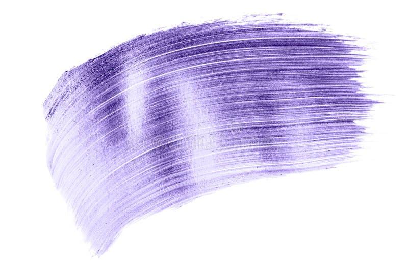 Härliga texturerade purpurfärgade melallic slaglängder arkivfoton