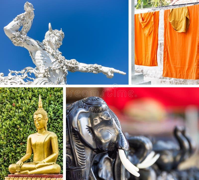 Härliga Thailand royaltyfria bilder