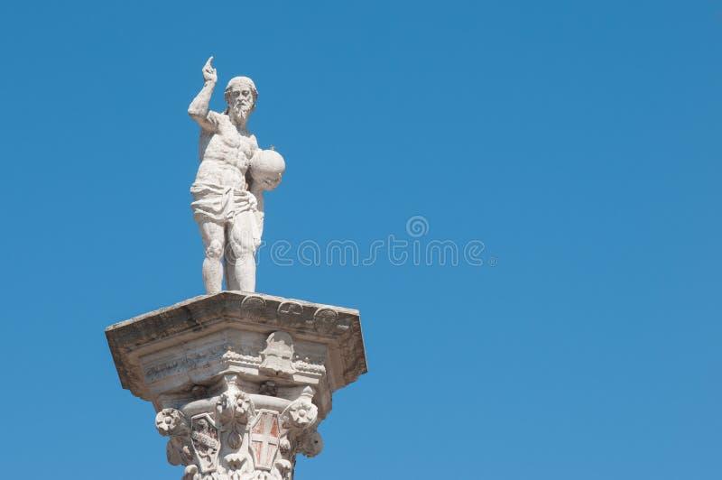 Härliga Vicenza arkivbilder