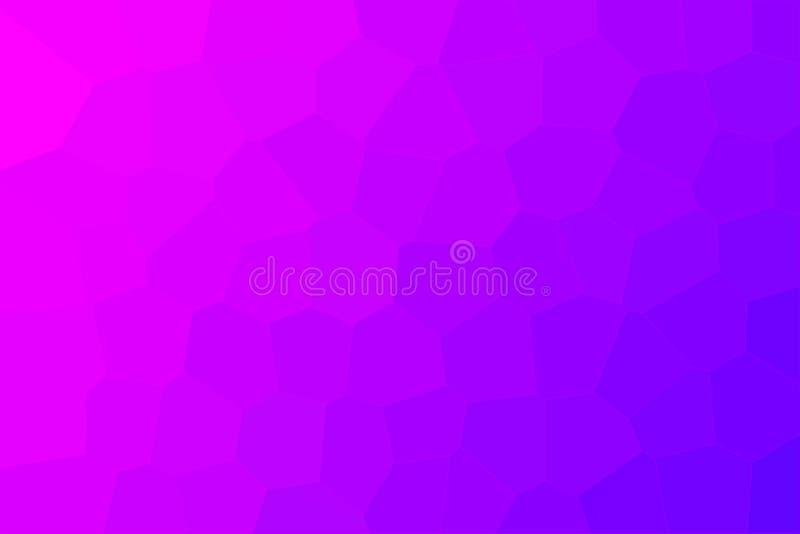 Härligt abstrakt neonglöd, neonbakgrunder rosa lila blå lutning vektor illustrationer