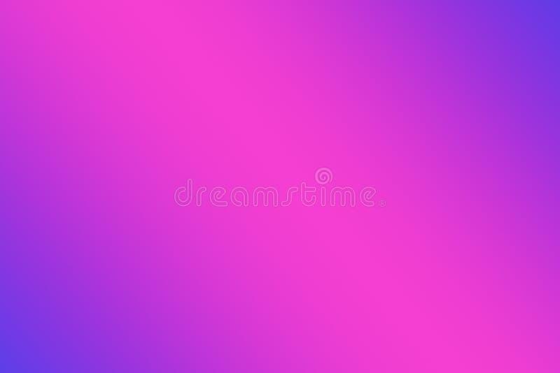 Härligt abstrakt neonglöd, neonbakgrunder rosa lila blå lutning royaltyfri bild