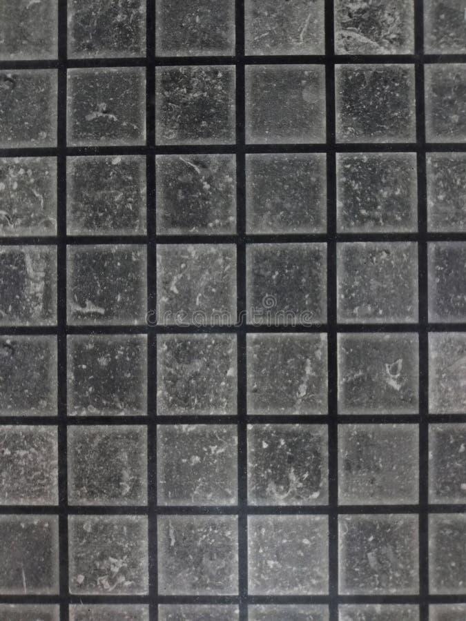 Härligt abstrakt texturtegelplattagolv och att vagga bakgrund för modell för plattafärg svartvit och tapetkonst arkivfoton