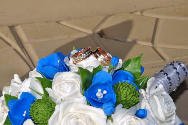 härligt bröllop arkivfoton