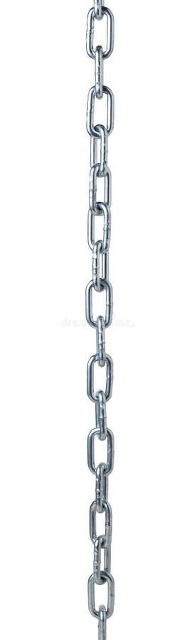 härligt chain dimensionellt diagram illustrationmetall tre mycket royaltyfri fotografi