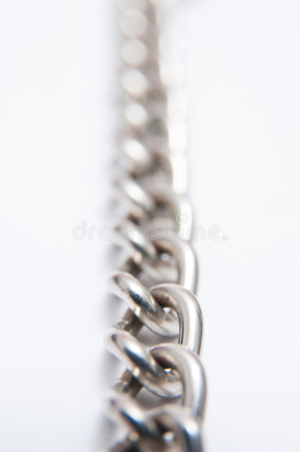 härligt chain dimensionellt diagram illustrationmetall tre mycket royaltyfria foton