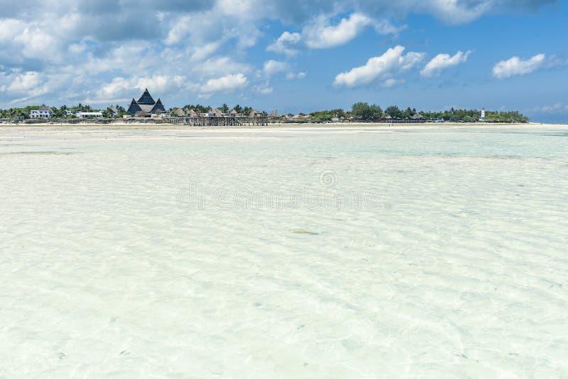 Härligt hav och stranden royaltyfri fotografi
