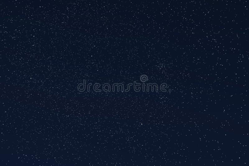 Härligt stjärnafält arkivbild