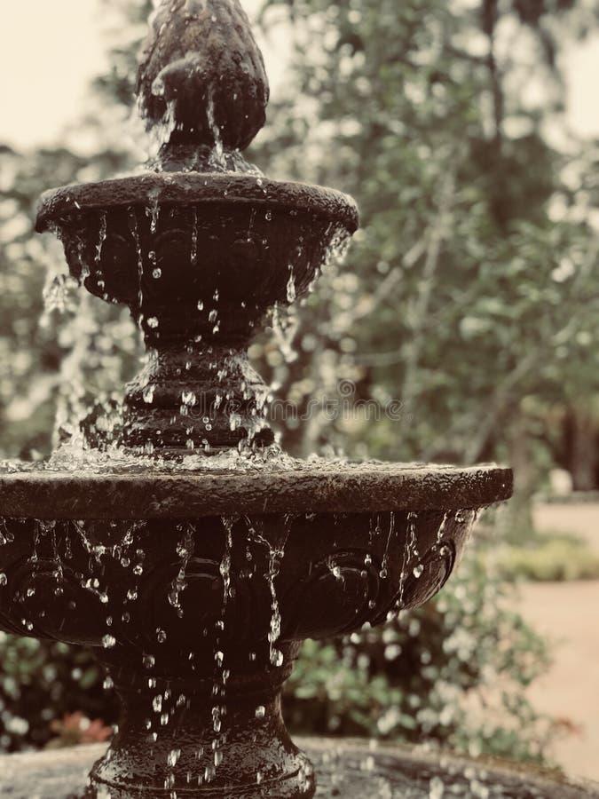 Härligt vatten för royaltyfri foto