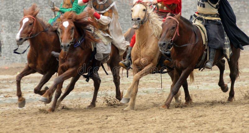 Hästkapplöpningen