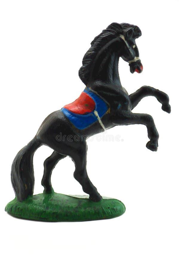 häststatuette royaltyfria foton