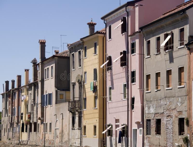 Häuser stockfotos