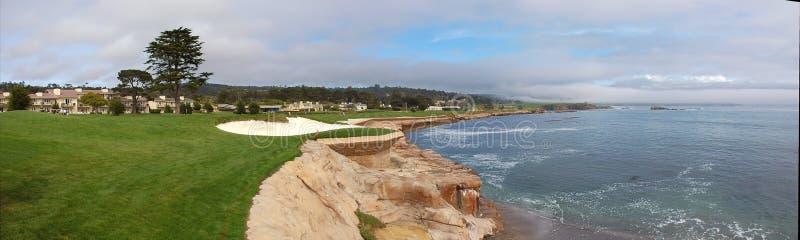 hålpebble för 18 strand royaltyfria foton