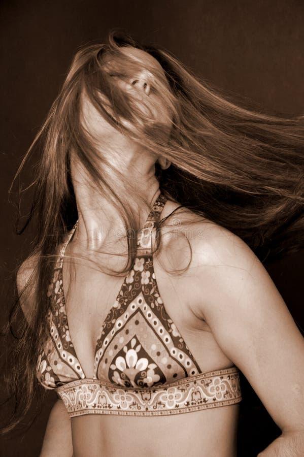 hår arkivbild